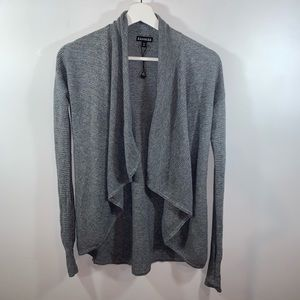 Express XS Waterfall Cardigan